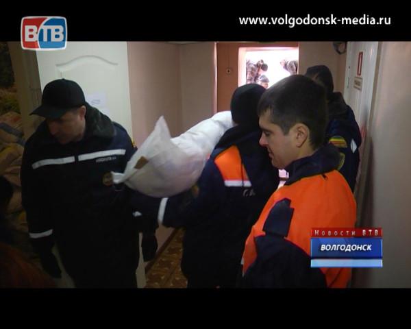 Волгодонск отправил гуманитарный груз в ДНР