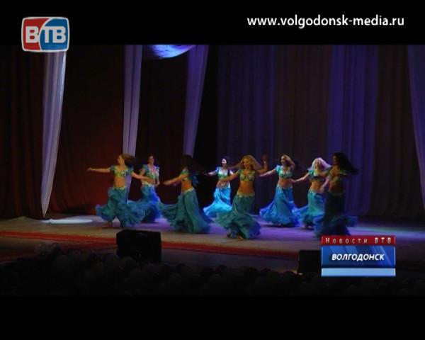 «Алмаз» презентовал Волгодонску новую концертную программу
