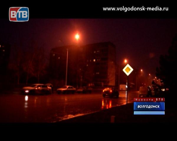 На улице Дружбы запустили линию магистрального освещения