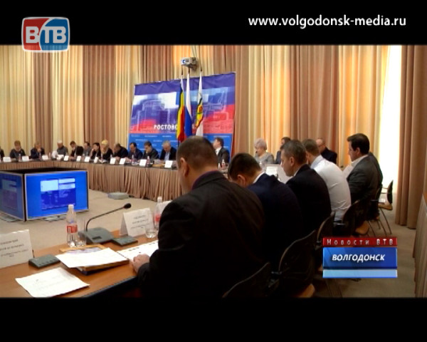 В информационном центре АЭС состоялось последнее заседание Думы Волгодонска в этом году