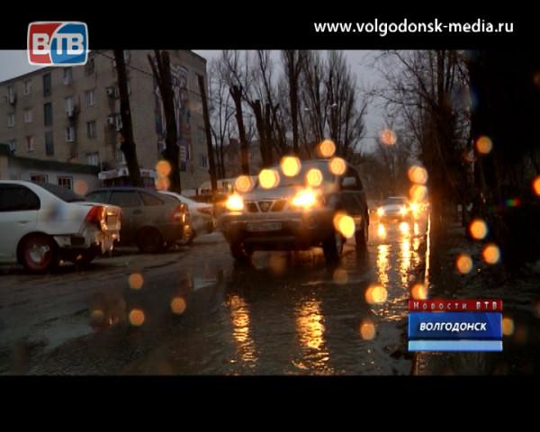 Есть ли шансы на завершение строительства ливневой канализации в Волгодонске?