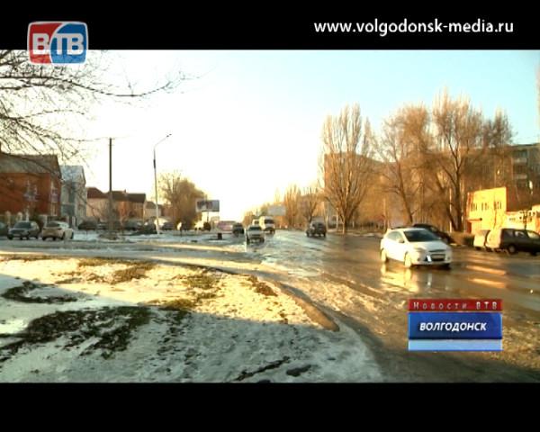 В Волгодонске опять сбили пешехода