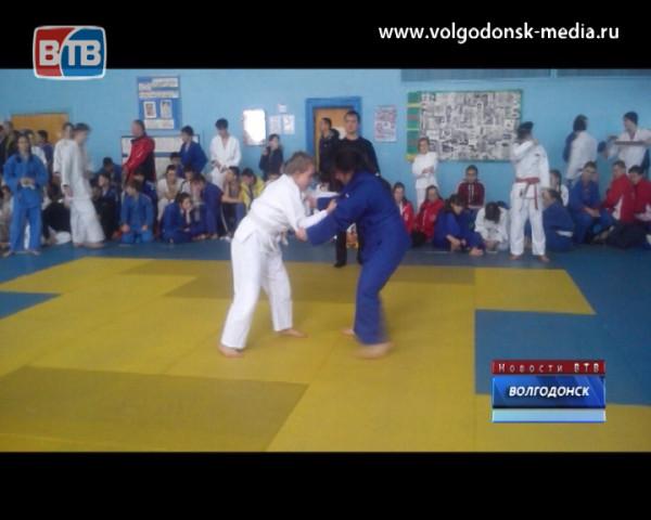 Итоги выступления волгодонских дзюдоистов на турнире в Белой Калитве