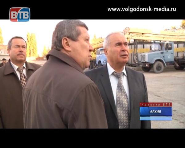 Волгодонский водоканал остался без руководителя