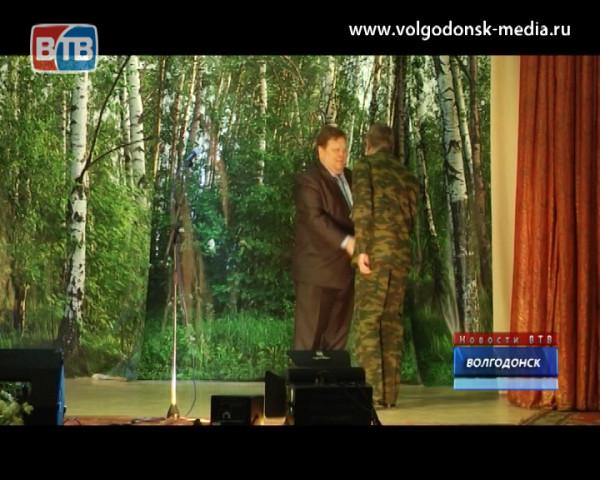 Волгодонск почтил память погибших в войнах и конфликтах
