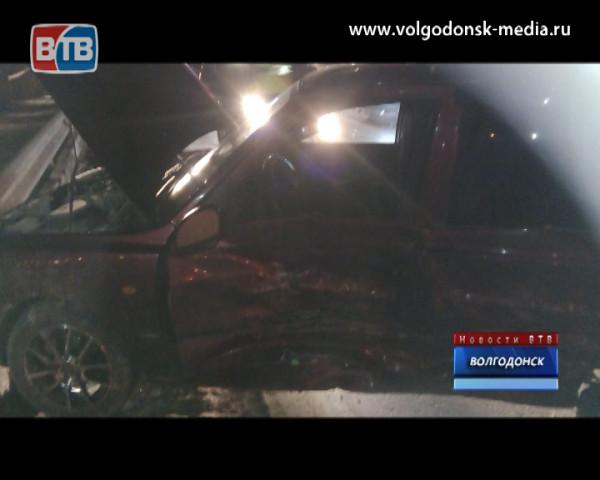 Вечером 23 февраля произошла серьезная авария