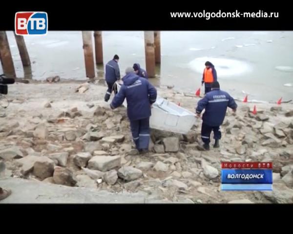 Спасатели готовятся к паводкам