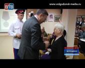 Волгодонских ветеранов наградили юбилейными медалями к 70-летию Победы