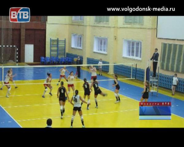 Волгодонский «Импульс» проиграл игру первого финального тура в чемпионате России