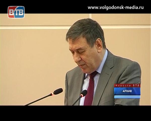 Мэр Виктор Фирсов празднует 65-ый день рождения