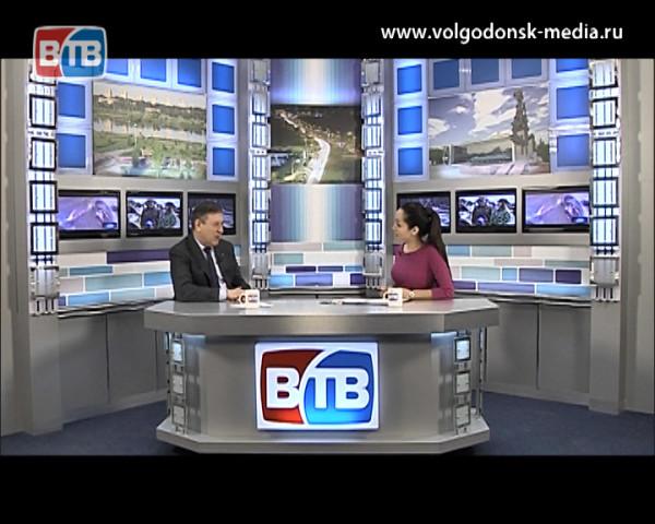 Куда уходит Виктор Фирсов? Эксклюзивное интервью с последним избранным мэром Волгодонска в студии новостей