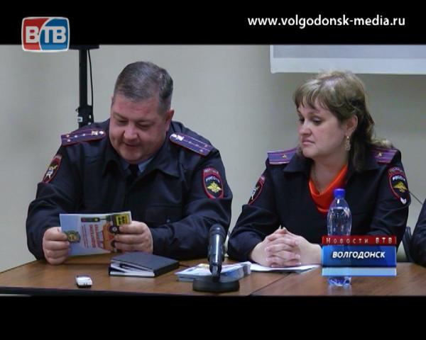 В рамках проекта партии «Единая Россия» «Безопасные дороги» волгодонские таксисты обсудили положение на магистралях города