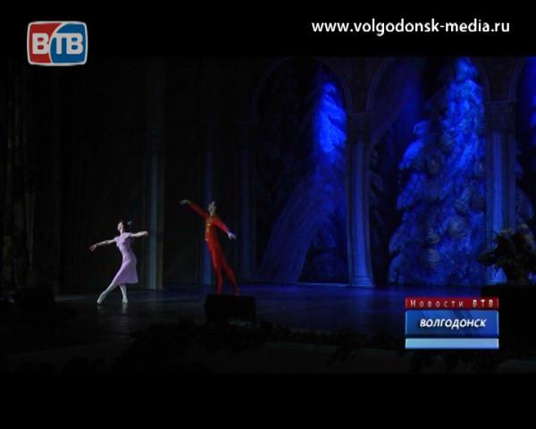 Московский «Щелкунчик» для Волгодонского зрителя