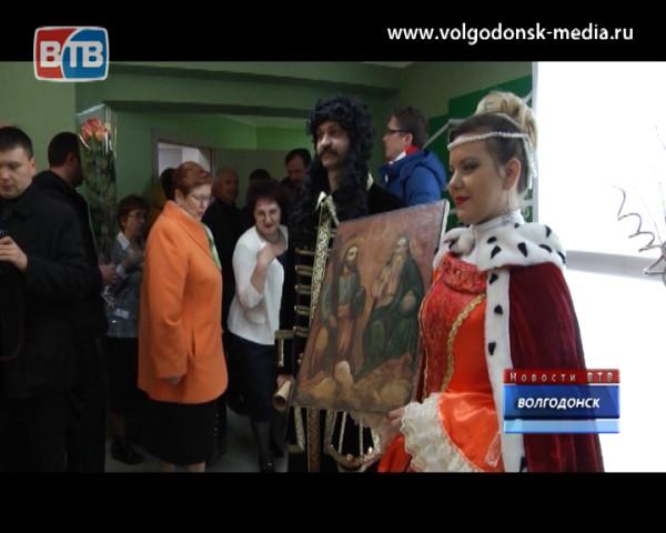 Новое здание Волгодонского эколого-исторического музея открыто