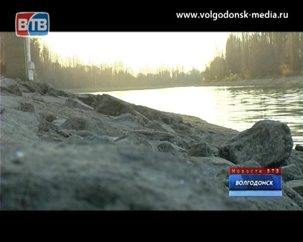 Количество возгораний растет, а уровень воды в Цимлянском водохранилище, к сожалению, нет