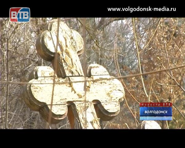 Волгодонск начал подготовку к Пасхе