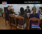 Новый начальник волгодонской полиции дал первую пресс-конференцию
