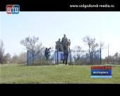 Социальный проект «Солдатская могила» продолжается