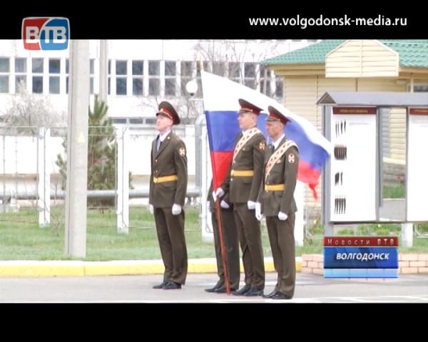 День призывника традиционно отметили в войсковой части 3504