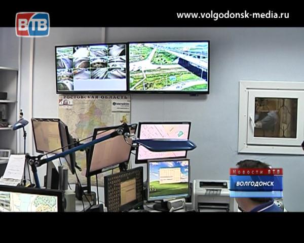 Видеонаблюдение в Волгодонске принесло первые плоды