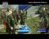 В Волгодонске прошла традиционная военно-патриотическая игра «Орленок»