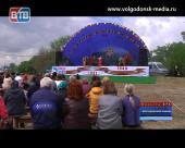 70-летие Победы отпраздновала станица Романовская