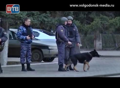 Полиция Волгодонска призывает горожан быть бдительными в праздники
