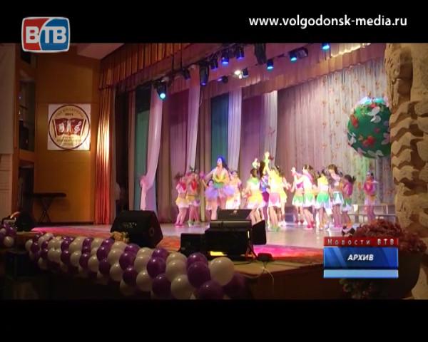 Танцевальный спектакль «Аленький цветочек»