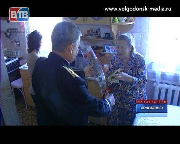 Ростовская АЭС поздравляет ветеранов