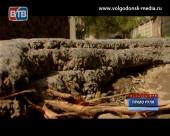 Топ-4 глубочайших ямы на дорогах Волгодонска, которые никто почему-то не ремонтирует