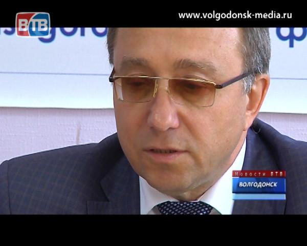 Новый начальник управления здравоохранения дал первую пресс-конференцию