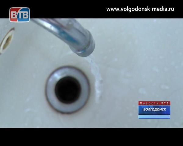 В Волгодонске начались гидравлические испытания