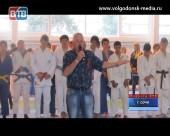 Цимлянский поэт принял участие в открытии первенства Сочи по дзюдо