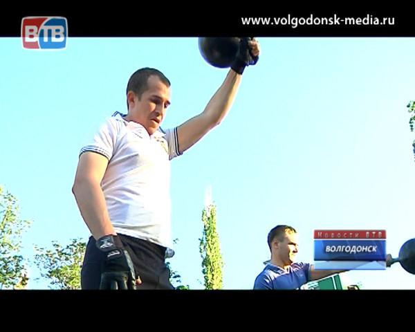 Волгодонцы во второй раз в тестовом режиме сдали нормы ГТО
