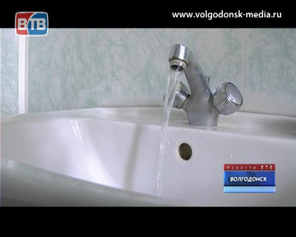 В 57 домах Волгодонска до сих пор не включили горячую воду