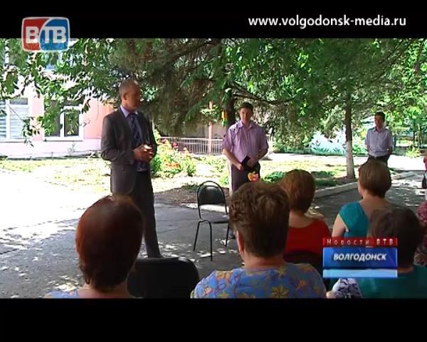 В Волгодонске в рамках подготовки к «праймериз» продолжаются встречи кандидатов с населением