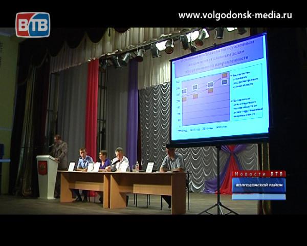В Волгодонском районе взяток не берут и не дают