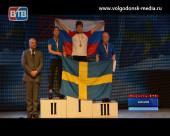Валентина Потапенко завоевала две золотые медали на чемпионате Европы по армспорту в Софии