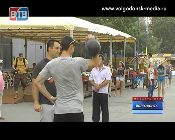 Всероссийский олимпийский день в Волгодонске сорвала погода
