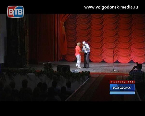 Волгодонские медики отмечают свой профессиональный праздник