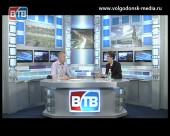 Гость студии начальник МКУ «Управление по делам ГОЧС г.Волгодонска»