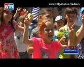 Детский праздник в 6 округе