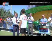 В день города в Волгодонске прошел велокросс и награждение победителей марафона «Единая Россия — спортивная Россия»