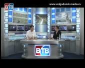 Гость студии депутат Волгодонской городской Думы Алексей Брежнев