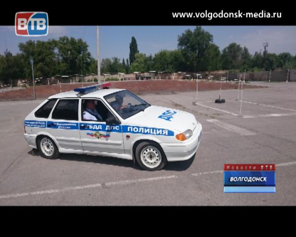 Высший пилотаж от сотрудников ДПС Волгодонска