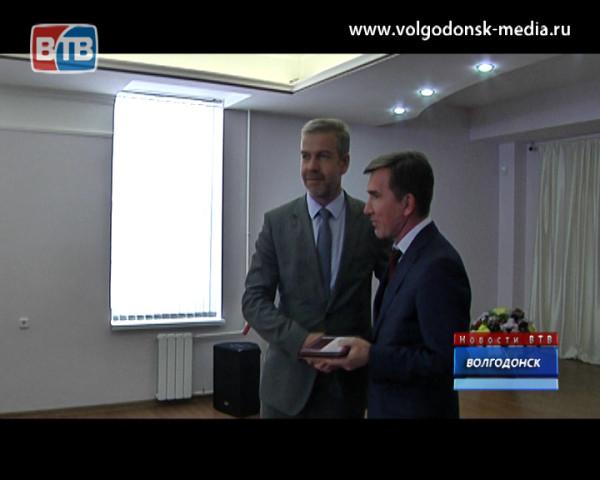 15 человек в день города наградили знаком почета «За заслуги перед Волгодонском»