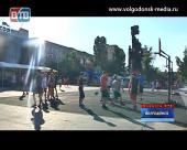 В Волгодонске проходят состязания «Единая Россия — спортивная Россия»