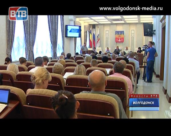 Волгодонск начинает чувствовать демографический спад середины 90-х