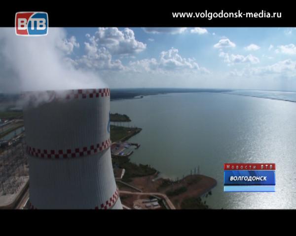 Третий энергоблок Ростовской АЭС выходит на уровень мощности 100 процентов с нагрузкой 1000 мегаватт.