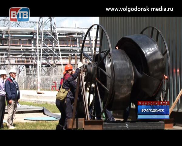 На Ростовской АЭС прошла противоаварийная тренировка